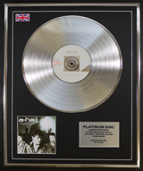 Platinum Disc/Records/Limited Edition