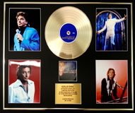 Gold Disc, Record & Photo Display GIGANTIC ITEM