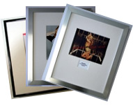Framed Signed Photos Music