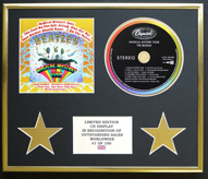 Large Selection of Limited Edition Cd Displays