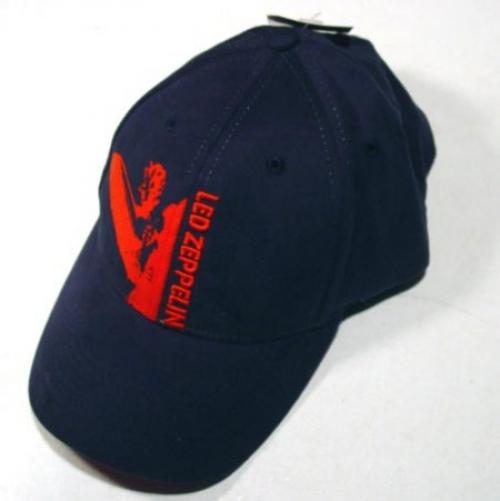 led zeppelin 2 baseball cap official licensed merchandise