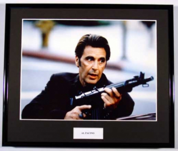 AL PACINO/PHOTO/FRAMED
