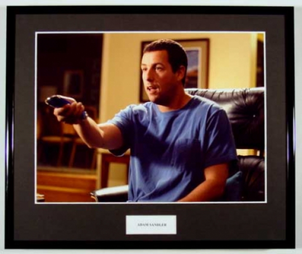 ADAM SANDLER/PHOTO/FRAMED