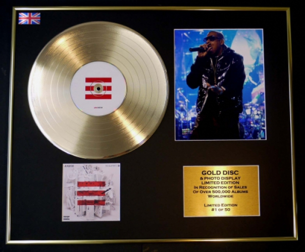 Jay zcd gold disc photo displayltd editioncoaalbum the jay zcd gold disc photo displayltd editioncoaalbum the blueprint 3 malvernweather Image collections
