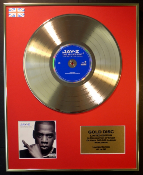 Jay zltd edition cd gold discrecordcoathe blueprint 2 edition cd gold discrecordcoathe blueprint 2 malvernweather Images