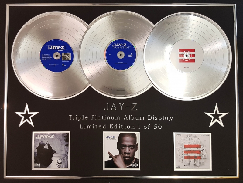 Jay ztriple platinum album displaythe blueprint blueprint 2 jay ztriple platinum album displaythe blueprint blueprint 2 blueprint 3coa malvernweather Images