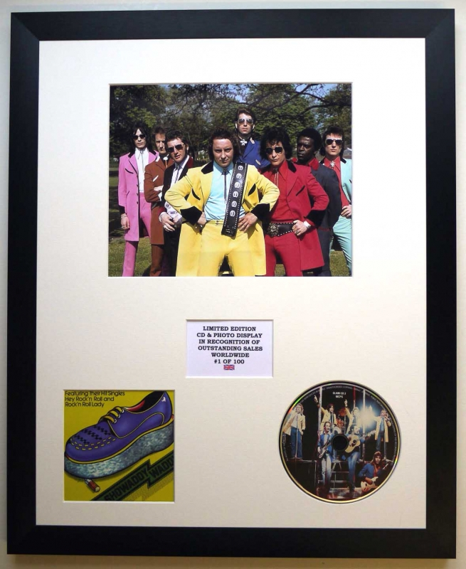 Showaddywaddy//FRAMED PHOTO