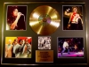 ROLLING STONES, GIGANTIC CD GOLD DISC & PHOTO DISPLAY, LTD. EDITION, EXILE ON MAIN ST.