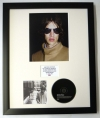 RICHARD ASHCROFT, PHOTO & CD DISPLAY LTD. EDITION OF THE ALBUM KEYS TO THE WORLD