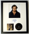 NEIL DIAMOND, PHOTO & CD DISPLAY LTD. EDITION OF THE ALBUM THE BEST OF