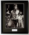 JOHN LENNON, FRAMED PHOTO (2)